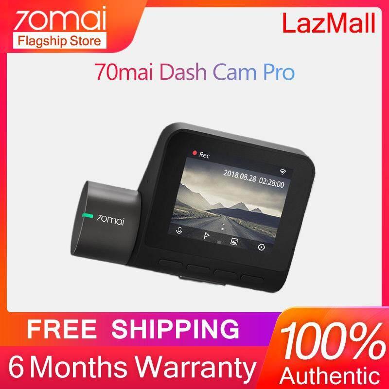 [Global Version]70Mai Dash Cam Pro Car DVR Camera 1944P Wifi English Voice  Control Parking Monitor 140 FOV Night Vision