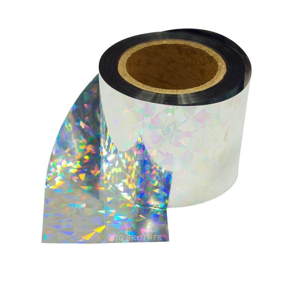 Irri Visual Audible 100% Original Anti-Bird Emitting Flash Bird Repellent  Scare Tape, Dual Sided Reflective Bird Deterrent Ribbon 262ft