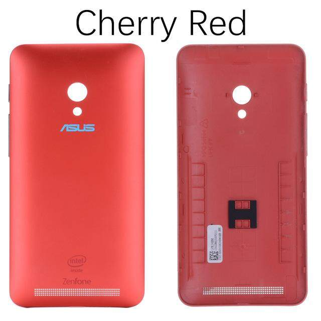 Original Rear Back Housing For Asus Zenfone 4.5 A450cg Back Cover Battery Door Replacement By Echotouch.