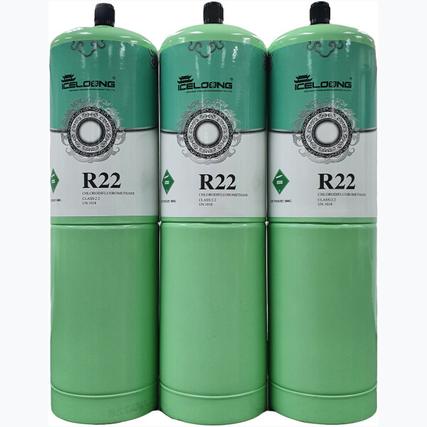Refrigerant Gas ICE LOONG R22 - 800g