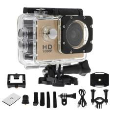 Camera Hành Động Độc Đáo 4K Ultra HD 16MP Wifi 1080P / 60fps 2.0 LCD 170D Camera Có Vỏ Chống Nước