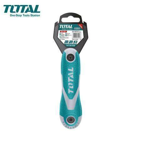 TOTAL HEX KEY 8 PCS 2-8MM (THT1061826)