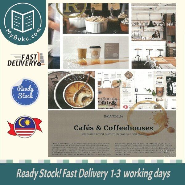 [MyBuku.com] BrandLife : Cafes & Coffeehouses - 9789887714811 - Victionary Malaysia