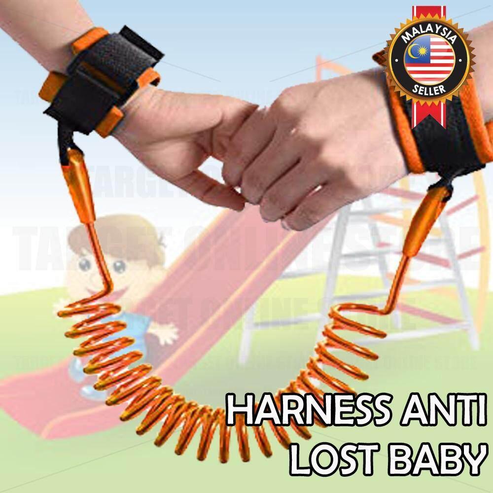 Harness Anti Lost Keep Child Close Safety Strap Wrist Belt Stretchable