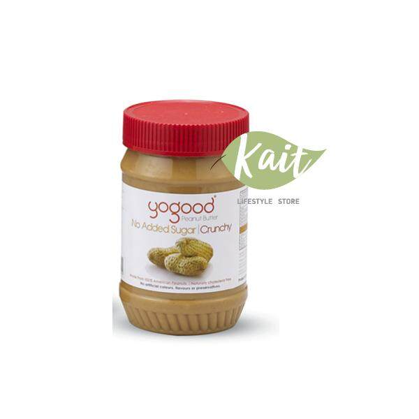 Yogood Peanut Butter Crunchy (453 G) [halal] By Kait Lifestyle Store.