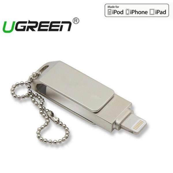 128GB OTG Usb Flash Drive Metal Pen Drive for iPhone XS 8 7 6 iPod iPad PC