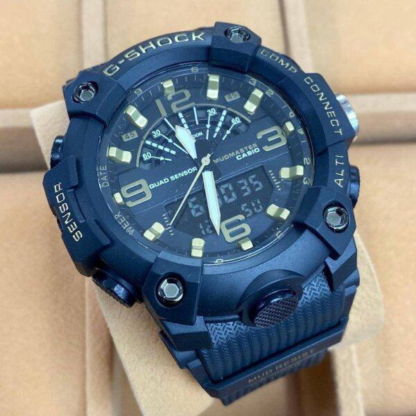**SPECIAL PROMOTION** MUDMASTER DUAL TIME RUBBER STRAP WATCH FOR MEN Malaysia