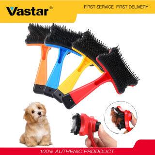 Vastar Tông đơ chải tỉa lông dành cho thú cưng, ngăn rụng lông (Sản phẩm có nhiều phiên bản lựa chọn, vui lòng chọn đúng sản phẩm cần mua) - INTL thumbnail