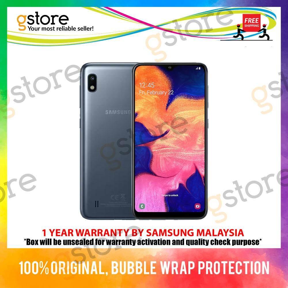 Samsung Galaxy A10 [32GB ROM/2GB RAM] 1 Year Warranty by Samsung Malaysia