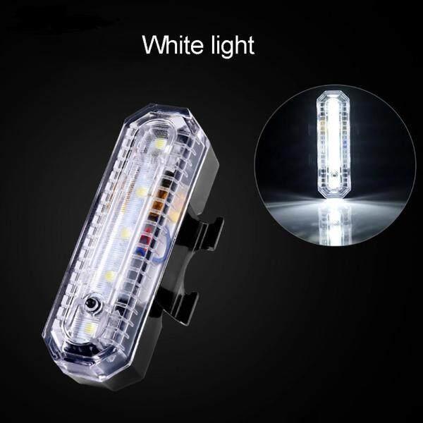 LED Bike Đèn Hậu, Đèn Nền Chống Nước Sạc USB Thiết Bị Xe Đạp Lắp Đặt Dễ Dàng