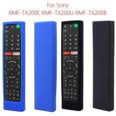 Silicon Remote dành cho Sony RMF-TX200E RMF-TX200U RMF-TX200B Android TV Bằng Giọng Nói