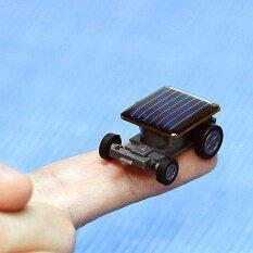 Yeah Mã Hàng Nhỏ Nhất Năng Lượng Mặt Trời Đồ Chơi Xe Ô Tô Mini Tay Đua Giáo Dục Sử Dụng Năng Lượng Mặt Trời Đồ Chơi