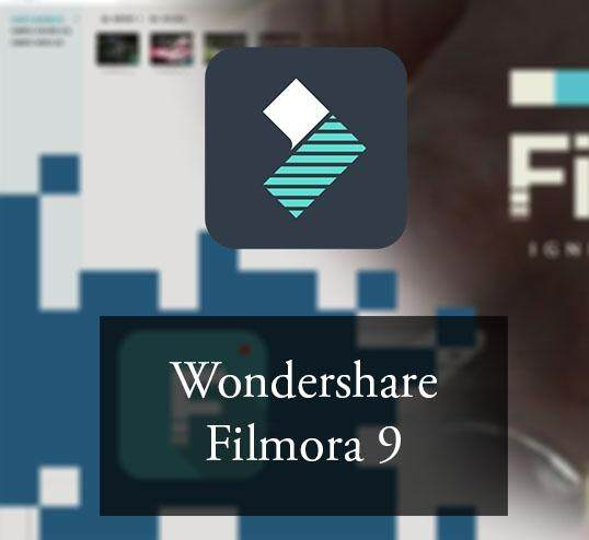 Wondershare Filmora 9 + Effects Pack Full Lifetime for Windows