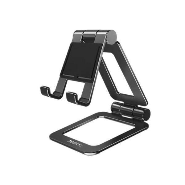 TVC-MALL YESIDO C97 Aluminum Alloy Anit-Skid Mini Desktop Mount Mobile Phone Tablet Universal Holder Bracket