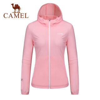 Camel Áo Khoác Chống Nắng Ngoài Trời Cho Nam Và Nữ Quần Áo Da Mùa Xuân Và Mùa Hè thumbnail