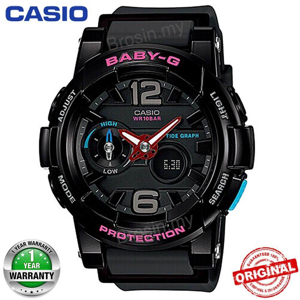 (Crazy sale)Casio Baby-G BGA-180 Wrist Watch Women Sport Watches BGA-180 Malaysia