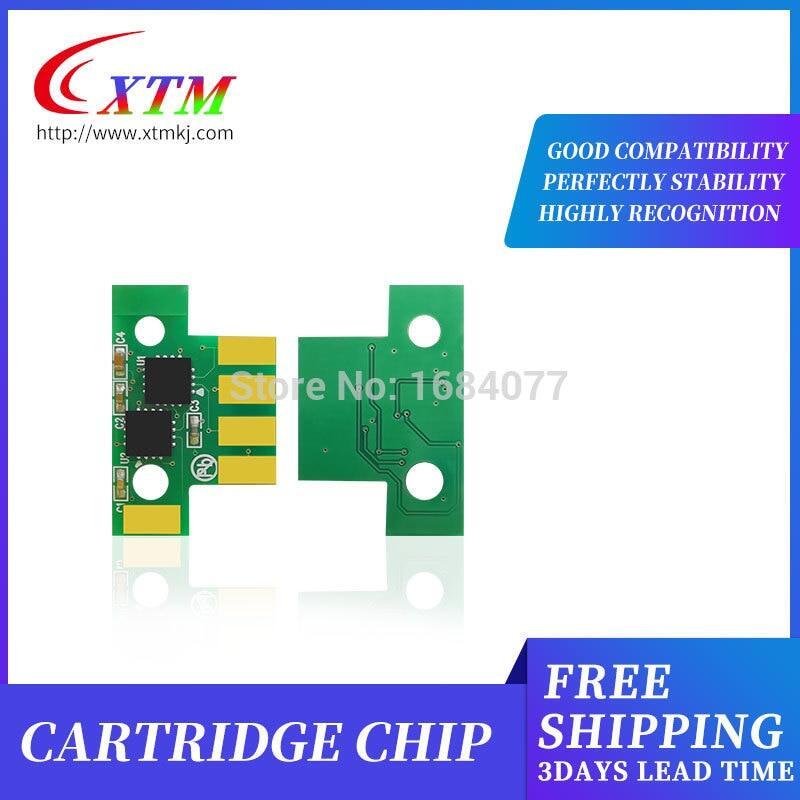 Chip Tương Thích 2.5K 2K, Dành Cho Máy In Lexmark Cx310n Cx410de Cx510de Cx310 Cx410 Cx510 2.5K 2K K/C/M/Y Con Chip Bằng Laser