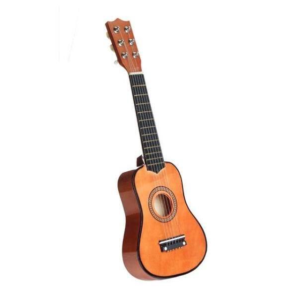 Đàn Guitar Acoustic 21 Inch 6 Dây Cho Người Mới Tập Với Pick Cho Trẻ Em Trẻ Em Quà Tặng Nhạc Cụ Có Dây