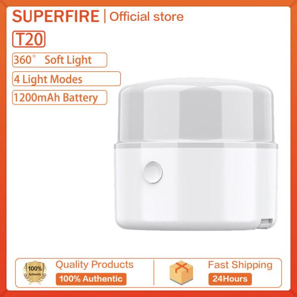 SupFire T20 LED Lighting light Multi-function Camping Work Light Outdoor Household lashlight