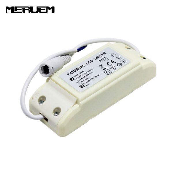 15-30w Led External Driver Output:dc30-42v 500ma/600ma/700ma/750ma Lamp Power Supply Lighting Transformer Ac85-265
