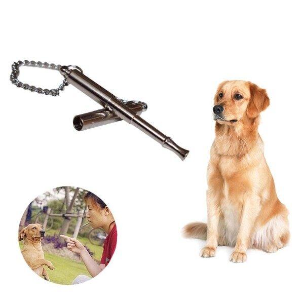 Kiteoo Pet Còi Huấn Luyện Chó Puppy Âm Thanh Di Động Có Thể Điều Chỉnh Sáo