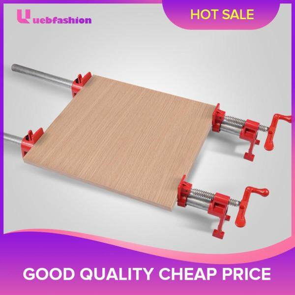 [uebfashion] Pipe Clamps Heavy Duty Wood Gluing Pipe Fixture Carpenter Clamp Good Wear Resistance