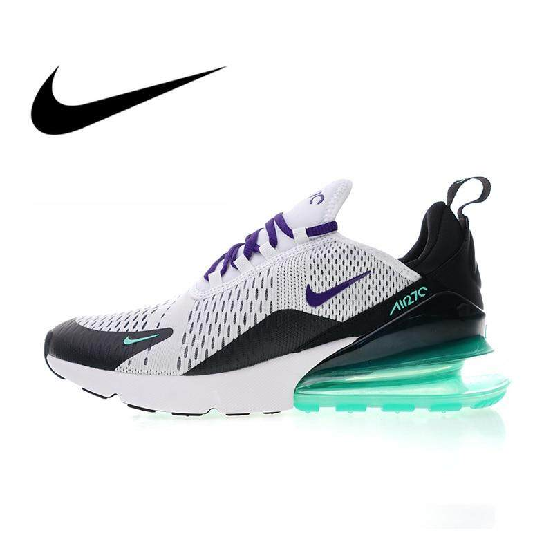cheap for discount 972e3 f4a43 NIKE Air Max 270 Women s Running Shoes Sport Outdoor Breathable Sneakers  Athletic Designer Footwear 2018 New