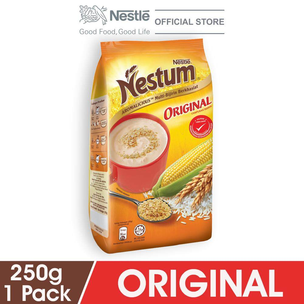 Nestle Nestum All Family Cereal Original 250g By Lazada Retail Nestle Milk.
