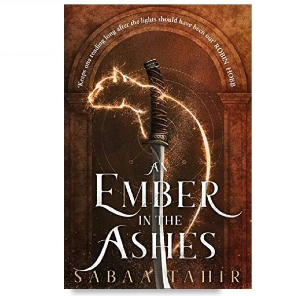 [ BOOKURVE ] An Ember in the Ashes (Ember Quartet Series Book 1) By Sabaa Tahir - ISBN 9780008108427 (Paperback) Malaysia