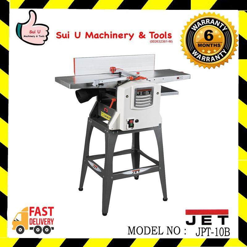 JET JPT-10B Planer and Thicknesser with Stand
