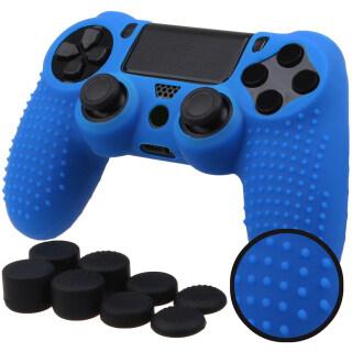 Ốp Lưng Silicon Mềm Zesc007, Nắp Đậy Ngón Tay Cái Cho Bộ Điều Khiển Trò Chơi PS4 PS4 Slim Pro thumbnail