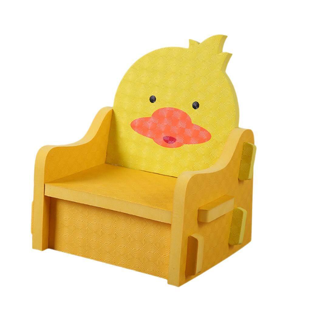 Loviver DIY Kids PE Foam Children Soft Play Chairs Safe Foam Chairs