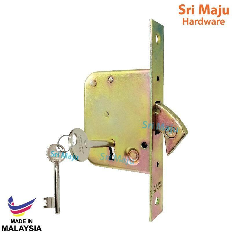 MAJU Grille Door Hook Lock for Iron Metal Grill Gate Front Door