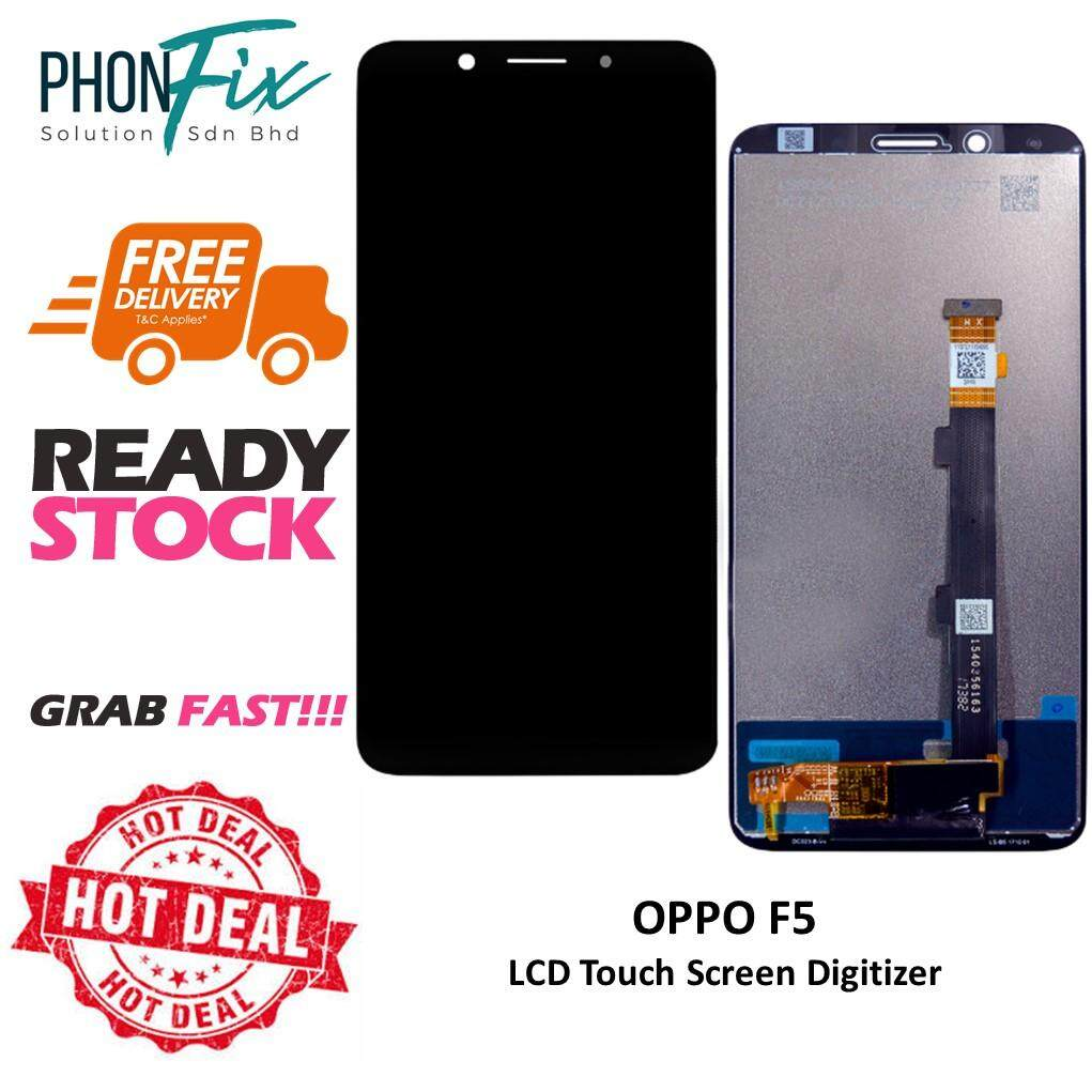 OPPO F5 A73 LCD TOUCH SCREEN DIGITIZER