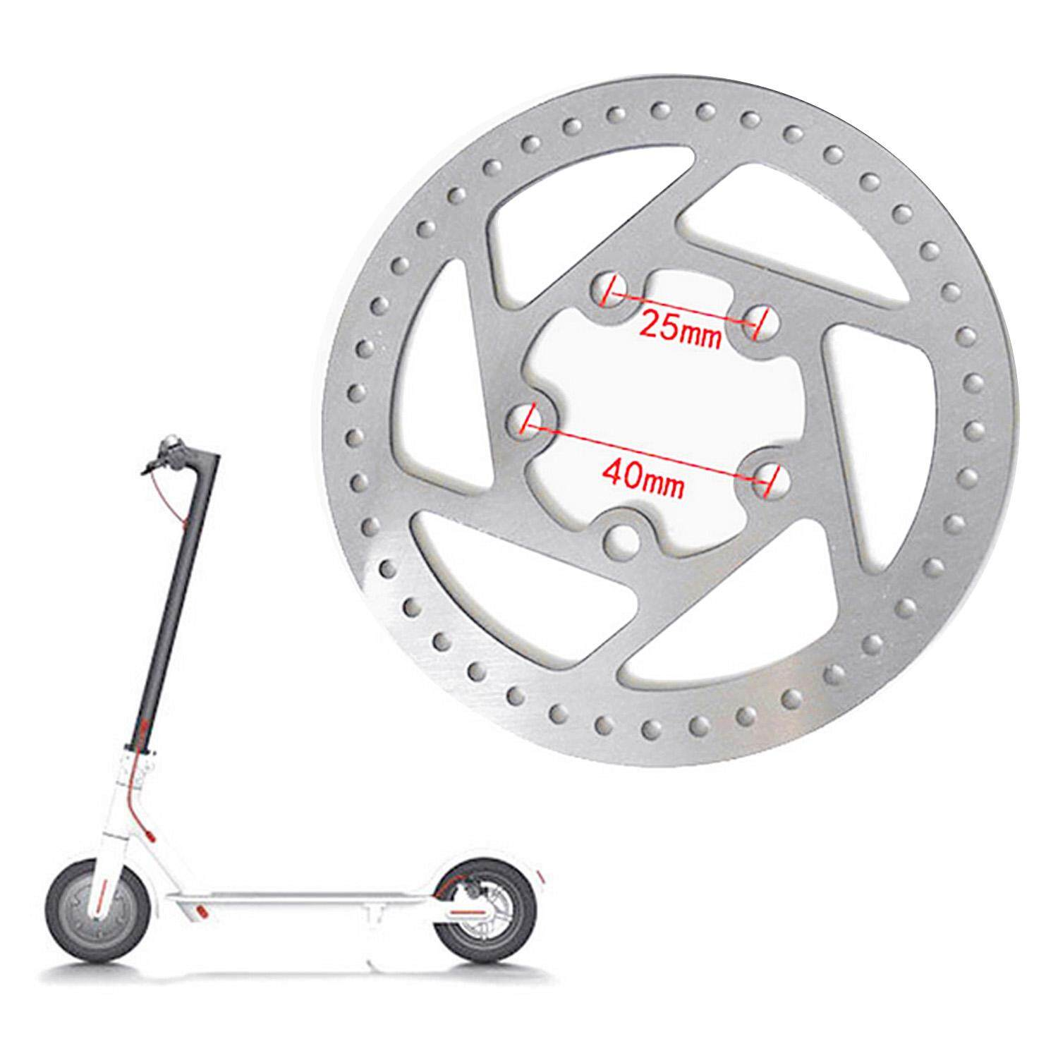 Practical Scooter Brake Disc Replacement Parts Accessories Compatible with  Xiaomi Xiao Mi Mijia M365 Scooter