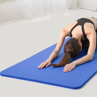 Tyrant Yoga Mat, Bộ Ba Món Cho Người Mới Bắt Đầu Sản Phẩm Tập Thể Dục Ký Túc Xá Gia Đình Không Vị Tiện Dụng Gấp Gọn Chống Trượt Lớn thumbnail