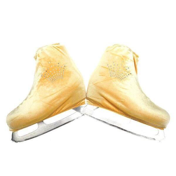 Tấm Bọc Giày Trượt Băng Hình Nasinaya Cho Trẻ Em, Phụ Kiện Giày Trượt Băng Bảo Vệ Người Lớn Đính Đá Lấp Lánh Cho Người Lớn 23