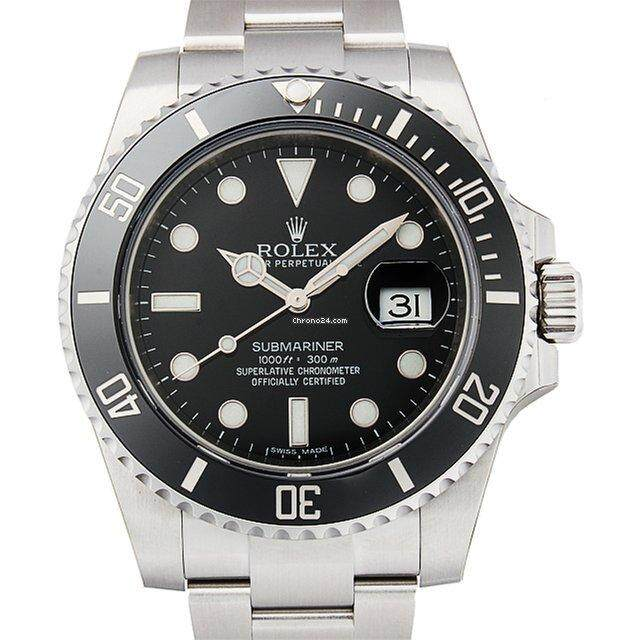 AUTOMATIC STAINLESS STEEL CERAMIC BEZEL(40 MM)SUBMARINE WATCH FOR MEN Malaysia