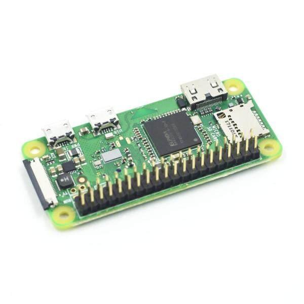 Giá Raspberry Pi Zero WH Với Tiêu Đề GPIO Được Hàn Sẵn 40Pin Với 1GHz 512Mb RAM Tích Hợp WiFi & Bluetooth RPi Zero WH