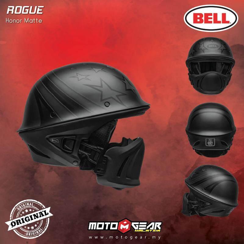 BELL Rogue Honor Matte Half Helmet