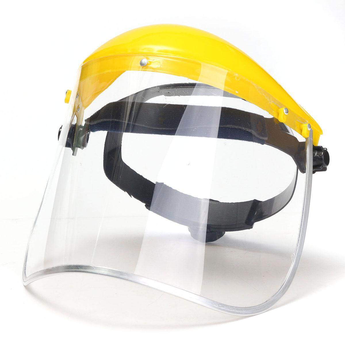 Anti-Splash Clear Safety Grinding Face Shield Screen Spare Visors Eye Protection