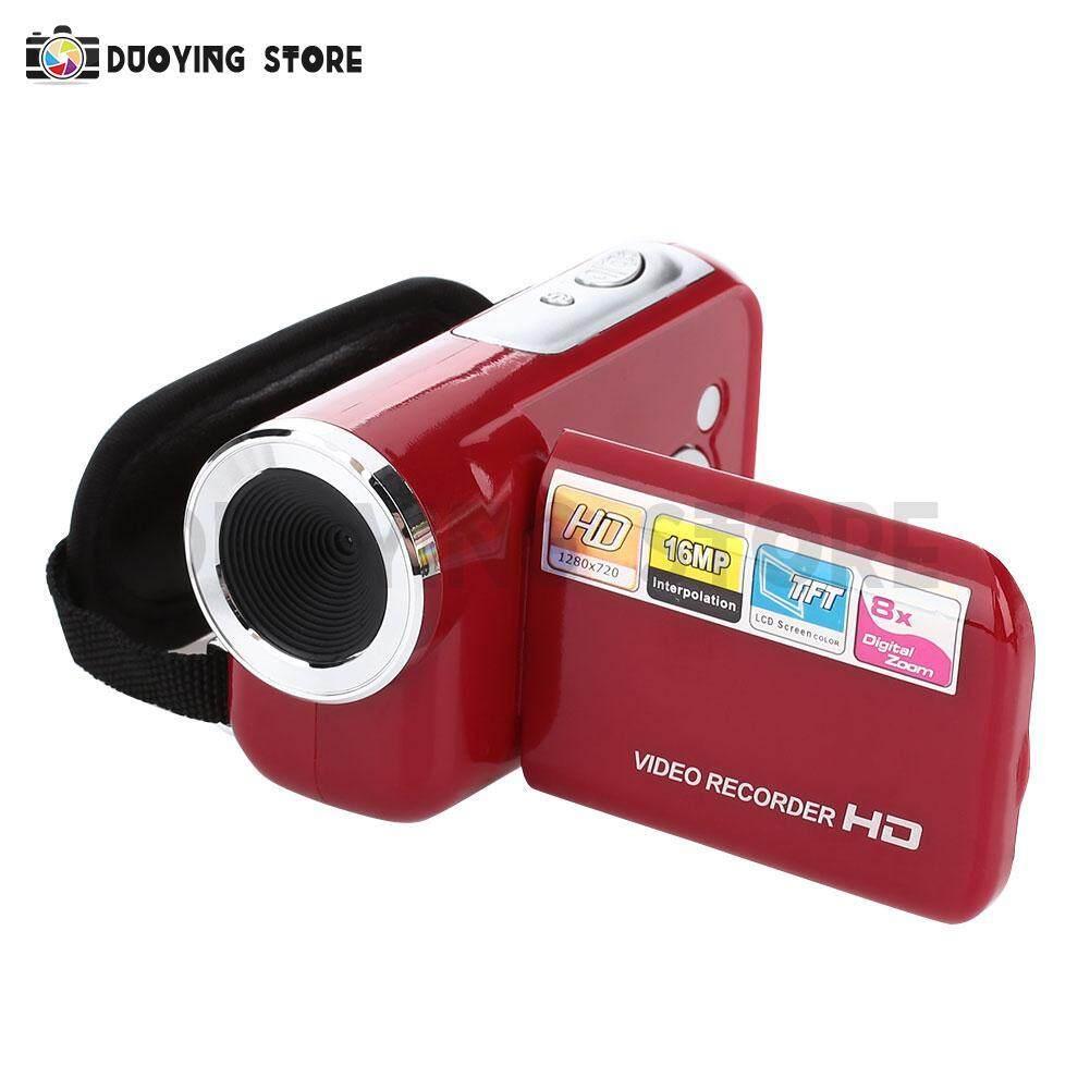 DuoYing Store 4X Zoom FULL HD Kid Máy Ảnh Kỹ Thuật Số Mini Kid Camera Trẻ Em Đồ Chơi Máy...