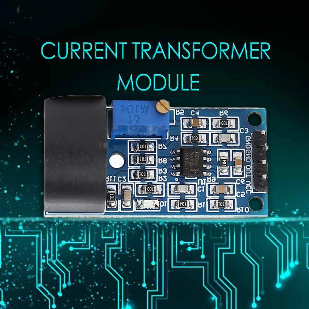 5A Range Single Phase Miniature Current Transformer Monophase Modules Board