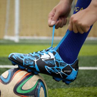 Giày đá bóng, giày đá banh sân cỏ nhân tạo Prowin (Đủ màu) ĐỒ TẬP TỐT Đế cao su có hàng đinh chống trượt dành cho sân cỏ nhân tạo thumbnail