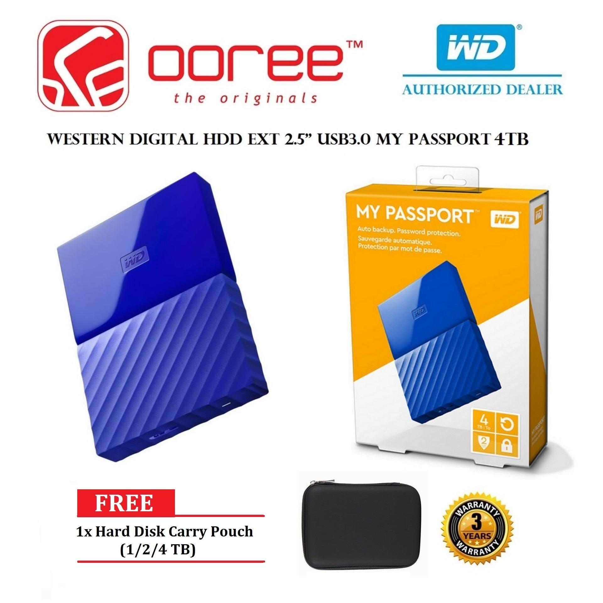 GENUINE WD WESTERN DIGITAL HDD EXT 2 5