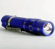 Sofirn Đèn Pin LED Mạnh Mẽ SP32A V2.0 Mới Đèn Pin 1300lm Cree XPL2 Công Suất Cao 18650 2 Nhóm Với Đèn Báo Rẽ