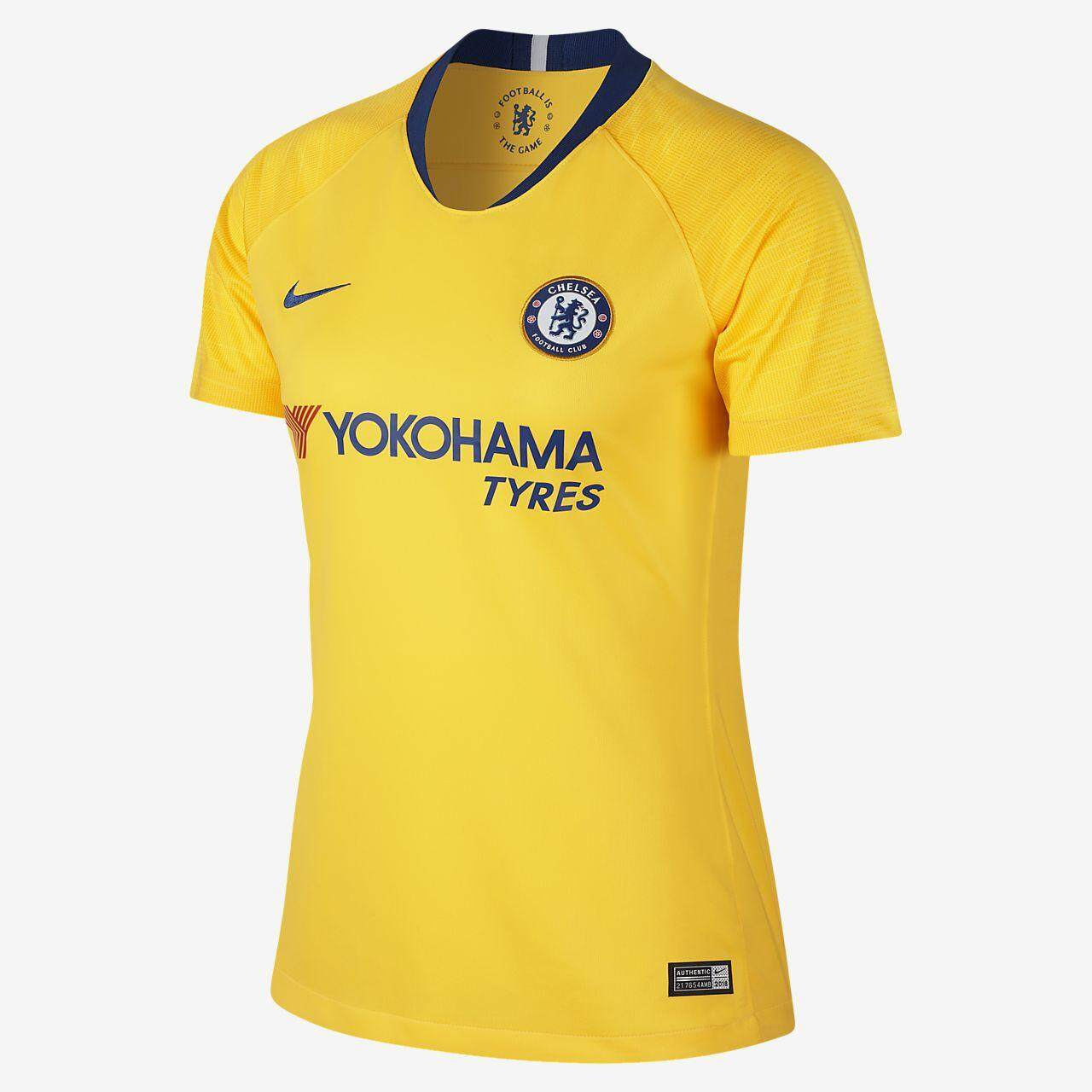 Chelsea Away Kit 18/19 Ladies By Alibaba Sport Center.