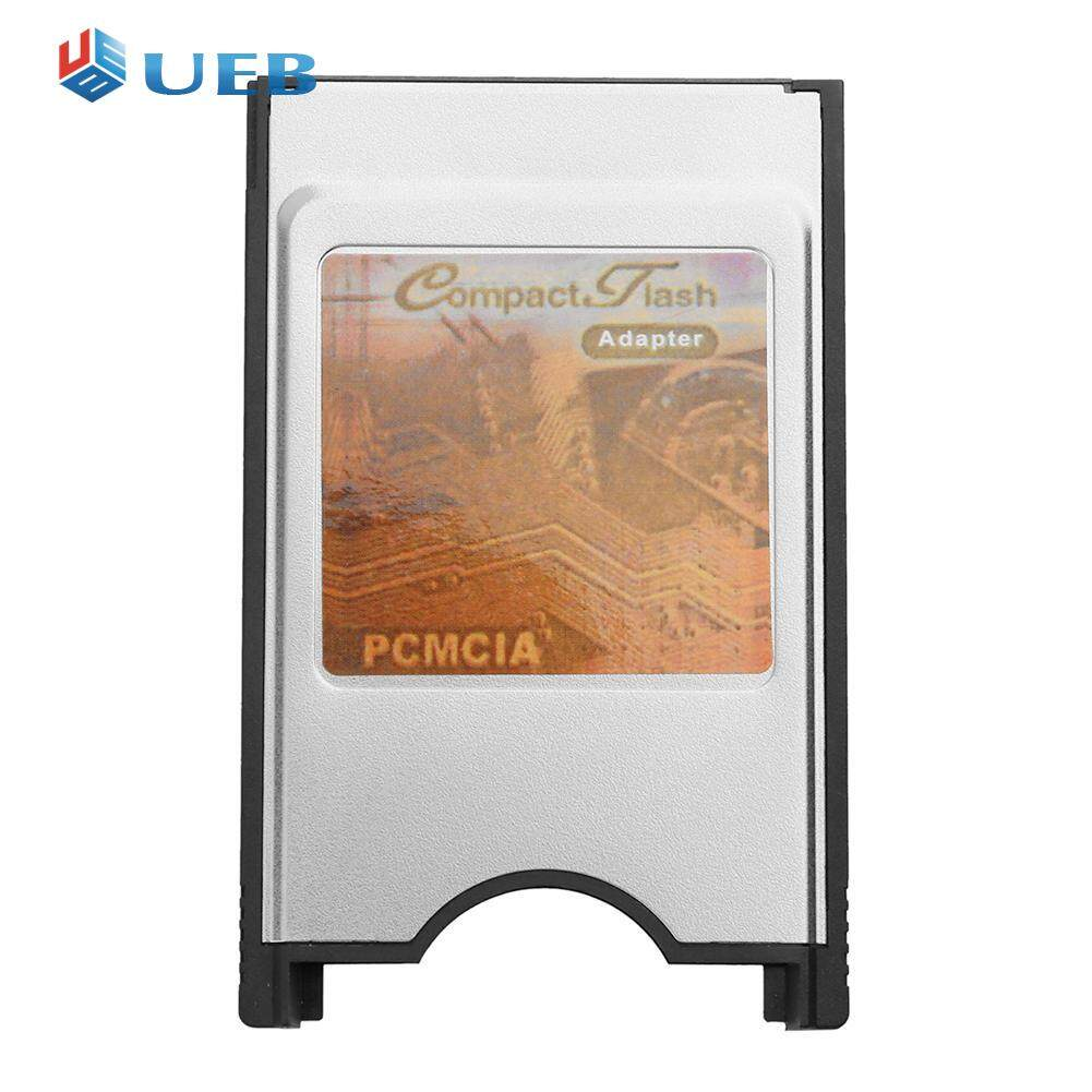 High Speed PCMCIA Compact Flash 16Bit CF Card Reader Adapter for Laptop PC