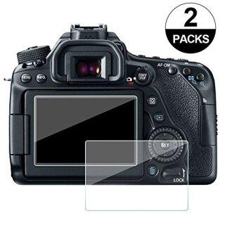 Awinner 2 Miếng Phim Bảo Vệ LCD Canon EOS 70D 80D 700D 750D Camera Hành Động Chuyên Dụng Bảo Vệ Màn Hình LCD thumbnail