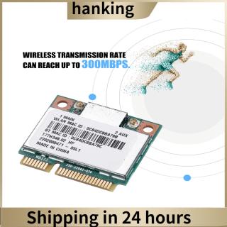Sẵn Hàng hanking băng Tần Kép 2.4G 5Ghz AR5B22 Mạng 300Mbps Bluetooth 4.0 WIFI Mini PCI-E Thẻ Không Dây thumbnail